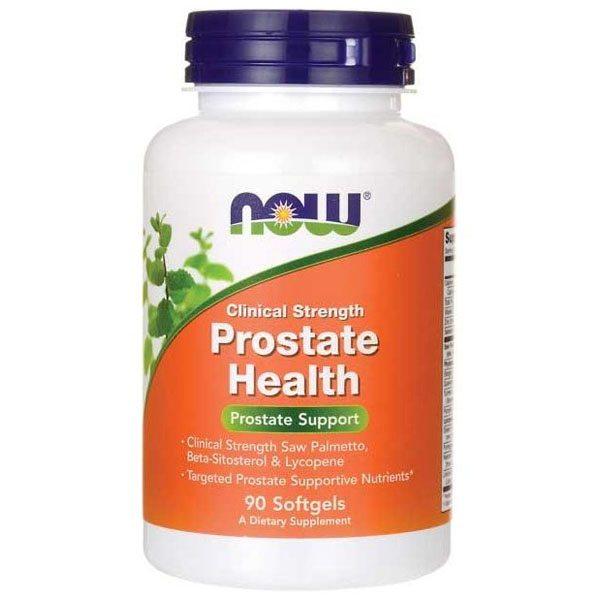 Now Prostate Health gélkapszula - 90db