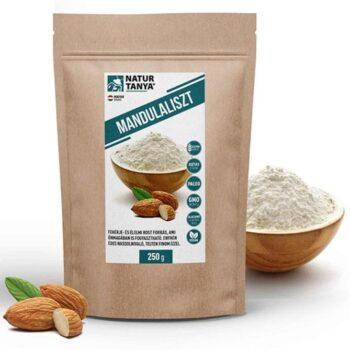 Dr. Natur étkek Mandulaliszt - 250g