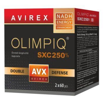 Olimpiq SXC Avirex - 60+60db