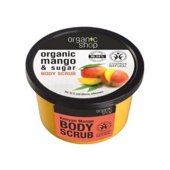 Organic Shop Kenyai mangó cukros testradír - 250ml