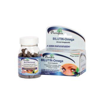 Pharmaforte Bilutin-Omega kapszula - 60db