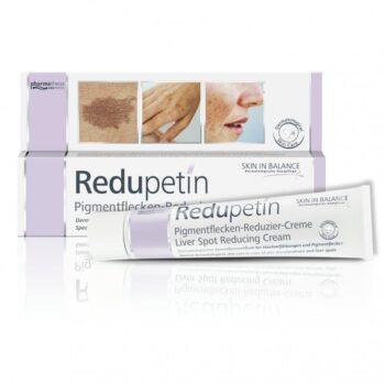 Redupetin krém bőrelszíneződésre és pigmentfoltokra - 20ml