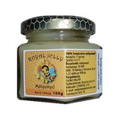 Royal jelly természetes méhpempő - 100g
