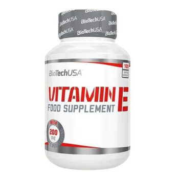 BioTech USA E-vitamin gélkapszula - 100db