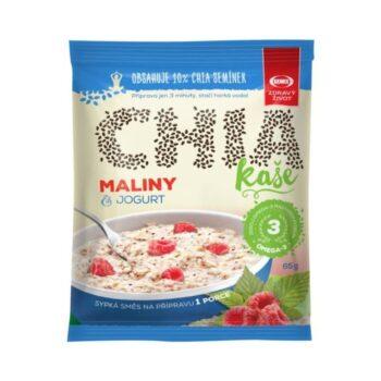 Semix zabkása málna-chia mag-joghurt - 65g