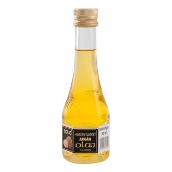 Solio hidegen sajtolt argán olaj - 200ml