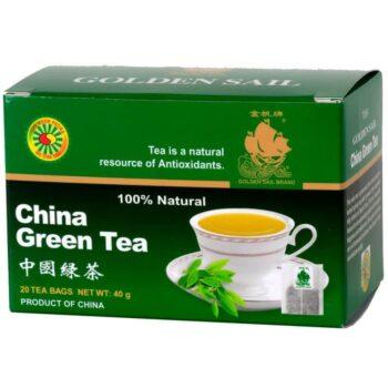 Sun Moon Kínai zöld tea - 20 filter