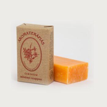 Tulasi Aromaterápiás geránium szappan - 90 g