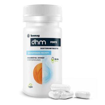 Tenmag DHM Forte Másnaposság elleni kapszula - 30db