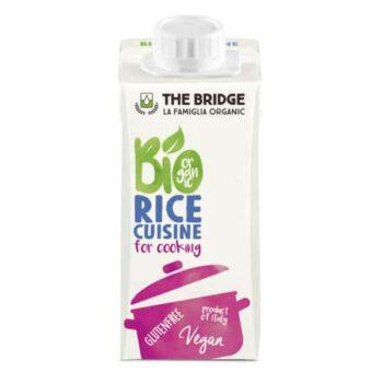 The Bridge bio rizs tejszin - 200 ml