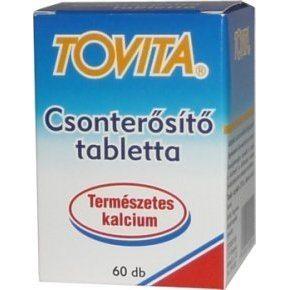 Tovita Csonterősítő tabletta - 60db