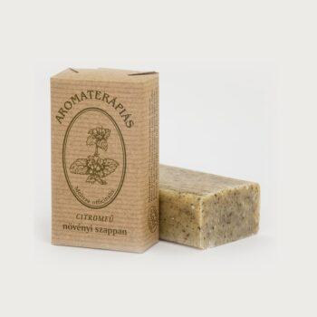 Tulasi Aromaterápiás citromfű szappan - 90 g