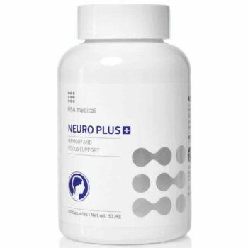 USA Medical Neuro Plus kapszula - 60db