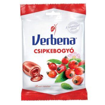 Verbena csipkebogyó cukorka - 60g