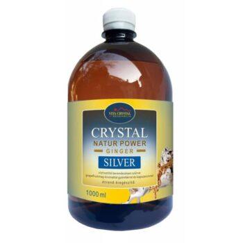 Vita Crystal Nano Silver Power Ginger - 1000ml