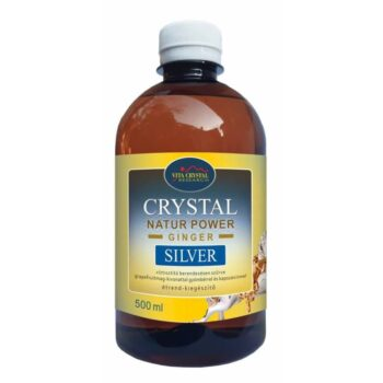 Vita Crystal Nano Silver Power Ginger - 500ml