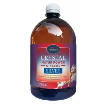 Vita Crystal Nano Silver Power Ginseng - 1000ml