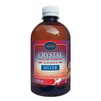Vita Crystal Nano Silver Power Ginseng - 500ml