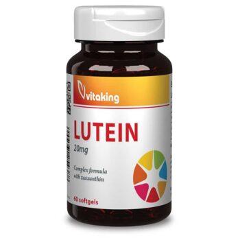 Vitaking Lutein 20mg kapszula - 60db