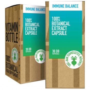 Vitamin Bottle Immune Balance immunerősítő kapszula - 30db