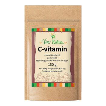Viva Natura C-vitamin porkeverék - 150 g