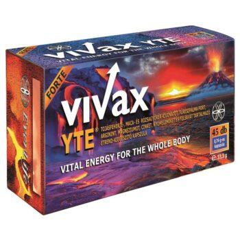 Vivax Forte kapszula - 45 db