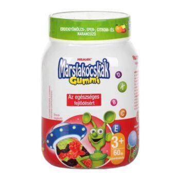 Walmark Marslakócskák Gummi vitamin - 60db