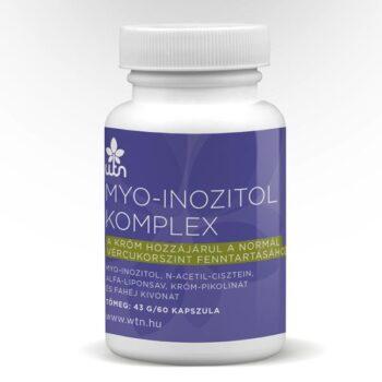 WTN Myo-Inozitol Komplex kapszula - 60db