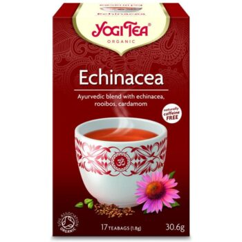 Yogi Bio echinacea tea - 17 filter/doboz