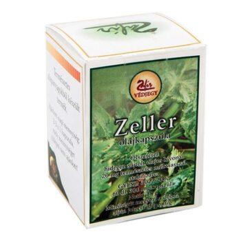 Zafir Zeller olajkapszula - 60db