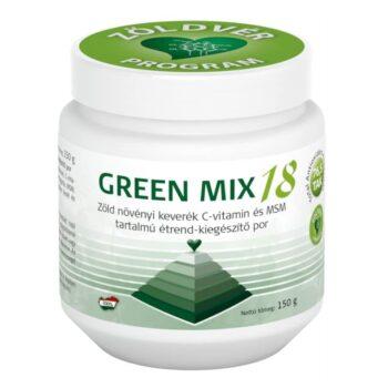 Zöldvér Green Mix 18 por - 150g