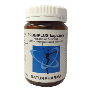 Naturpharma Probiplus kapszula - 75db