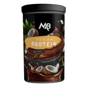 Magic Body Vegan Protein csoki-kókusz - 500g