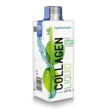 Nutriversum Collagen liquid 10.000mg zöldalma - 450ml