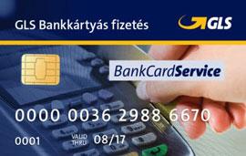 Bankkártyás fizetés a GLS futárnál