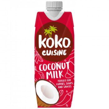 Koko Kókusz főzőkrém - 330ml