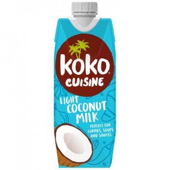 Koko Kókusz főzőkrém light - 330ml