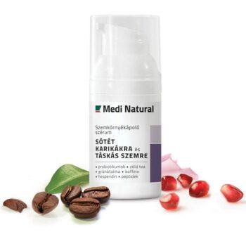Medinatural Szemkörnyékápoló szérum sötét karikákra és táskás szemre - 30ml