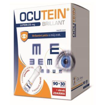 Ocutein Brillant lágyzselatin kapszula - 120db
