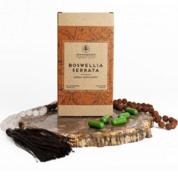 Pranagarden Boswellia kapszula - 60db