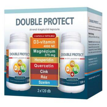 Flavin7 Double Protect kapszula - 2x120db