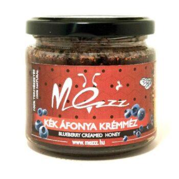 Mezzz Áfonyás méz - 250g