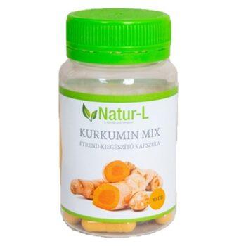Natur-L Kurkumin mix kapszula - 30db