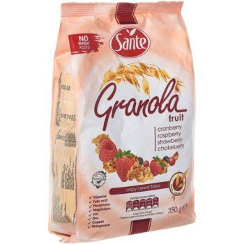Sante Granola Gyümölcsös - 350g