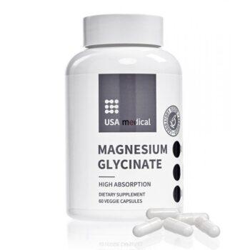 USA Medical Magnesium-Glycinate kapszula - 60db