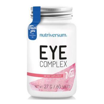 Nutriversum VITA Eye-Complex szemvitamin tabletta - 60db