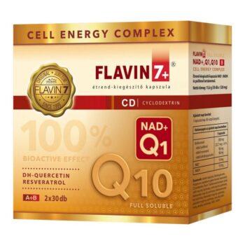 Flavin7 Cell Energy Complex kapszula - 2x30db