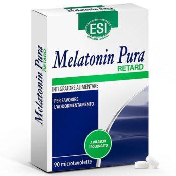 ESI Melatonin Pura RETARD tabletta - 90db