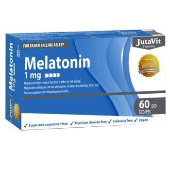 JutaVit Melatonin tabletta - 60db