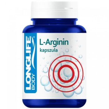 Longlife L-Arginin kapszula - 90db